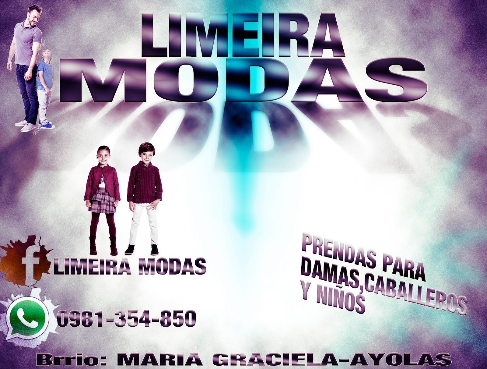 LIMEIRA MODAS-MARIA GRACIELA