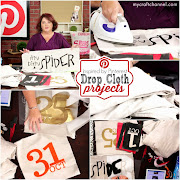 Drop Cloth Projects