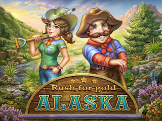 Screenshots of the Rush for gold: Alaska for Android tablet, phone.