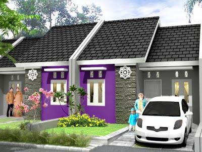 Renovasi rumah type 36 minimalis