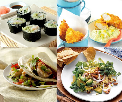 Recipes with Avocado For Your Kids