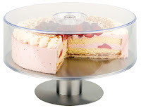 Platou tort rotativ Ø300x(H)70 mm