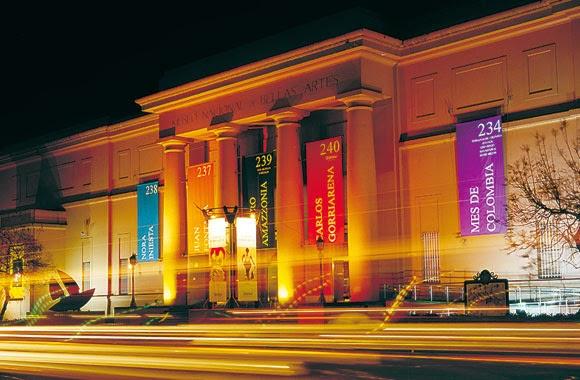 Museu Nacional de Belas Artes em Buenos Aires