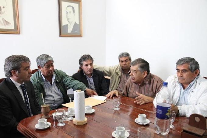 El Frente Intersindical de Tucumán solicitará una audiencia a Alperovich