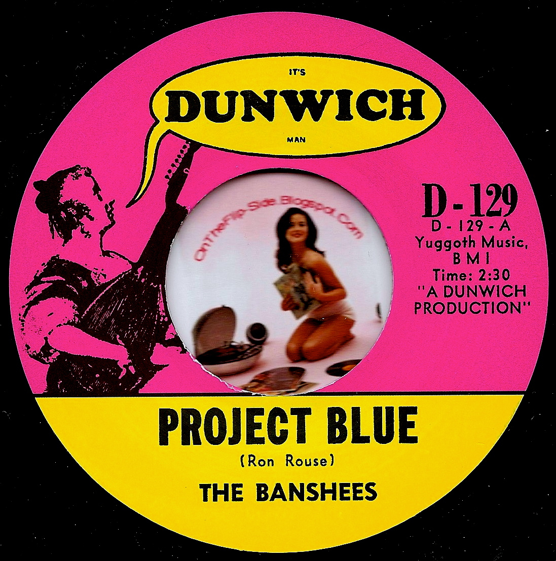 The Banshees - Project Blue / Free