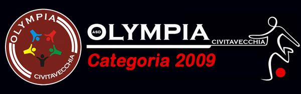 LE FOTO DEI GIOCATORI DELLA CATEGORIA 2009