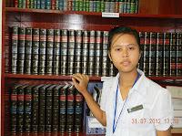 ရတနာမ်ား (Kyaw Thu, FFSS Yangon Activity)