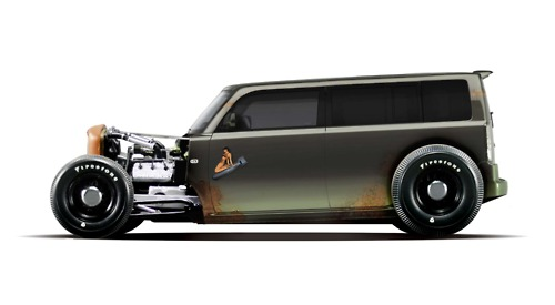 A Modern Hot Rod I Wanna Build One Martin S Dream Garage