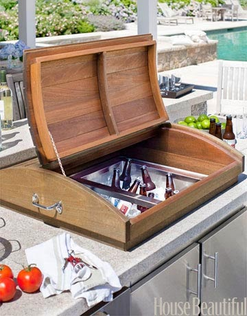 wonderful and simple outdoor kitchen ideas - Simple Outdoor Kitchen Ideas