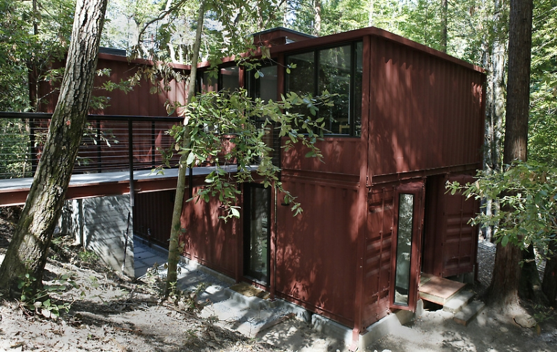 Shipping Container Homes: June 2012