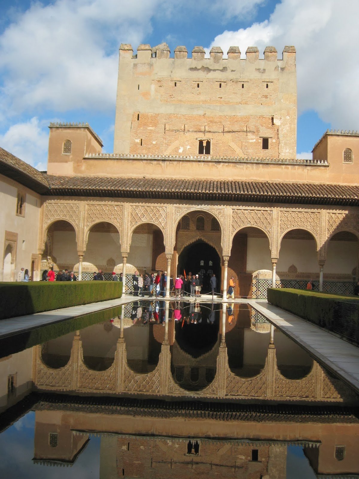 Granada - Inside The Alhambra