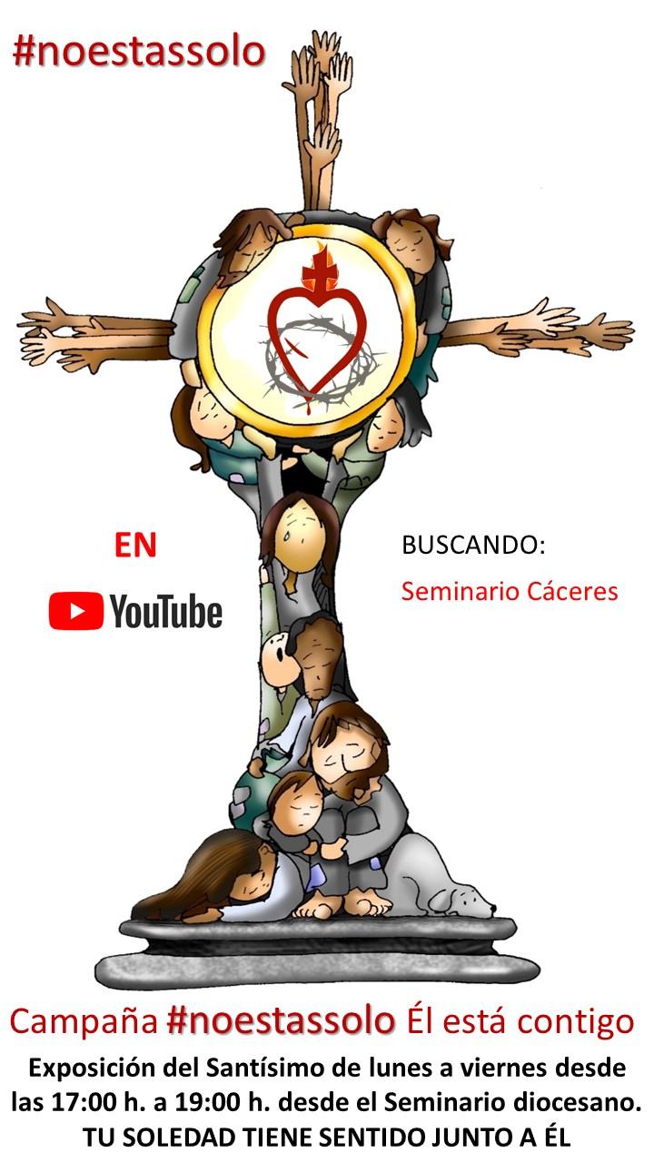 CAMPAÑA #NOESTASSOLO