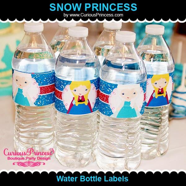 Elsa Frozen Birthday Party Ideas