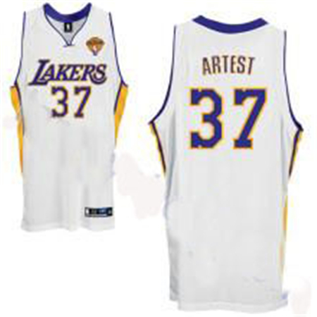Artest Jersey, Los Angeles Lakers #37 ...