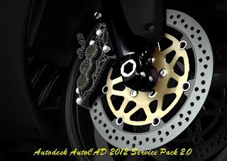 Autodesk AutoCAD 2012 SP2 ISZ (X86/X64)