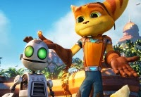 Ratchet and Clank de Film