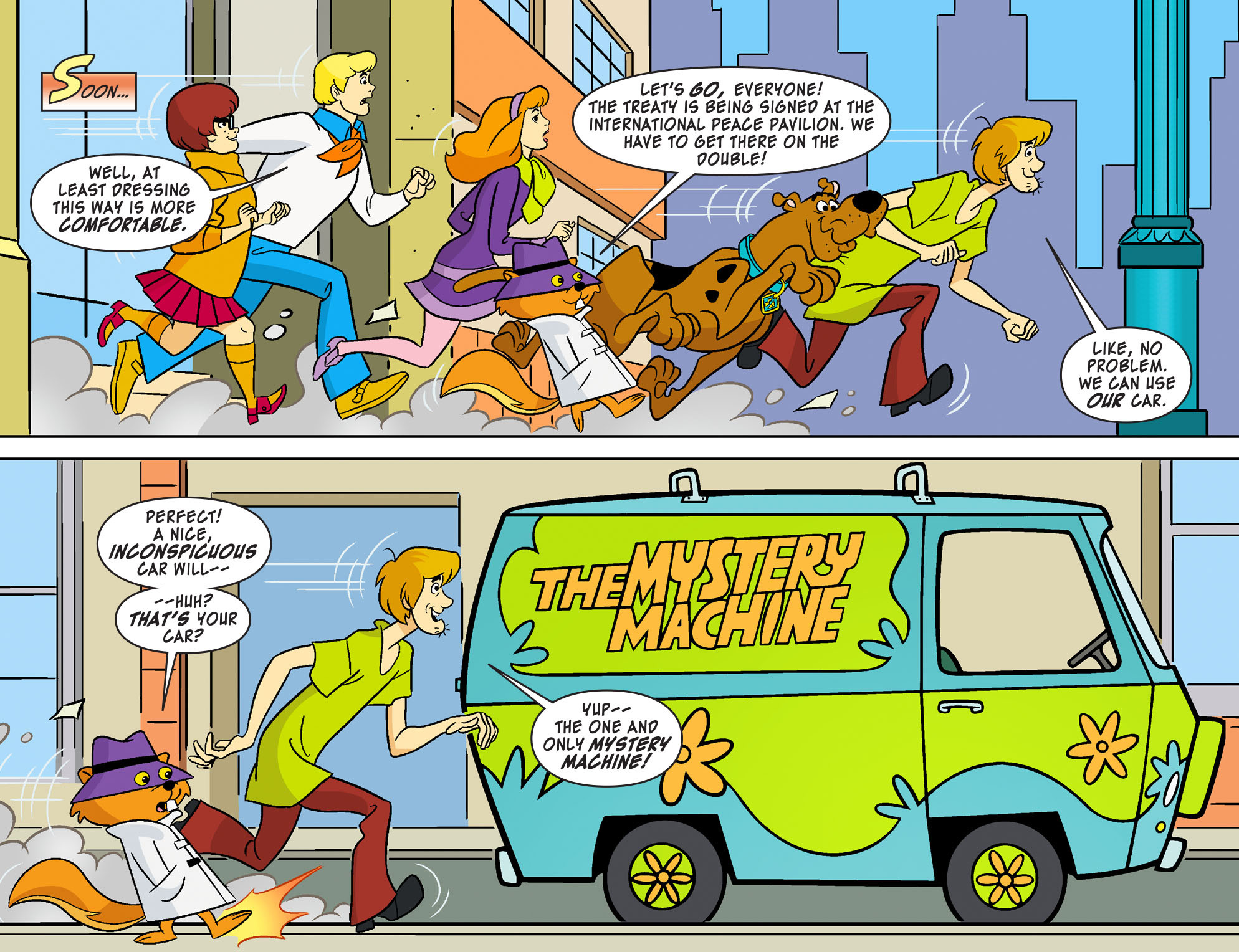 Read online Scooby-Doo! Team-Up comic -  Issue #21 - 11