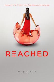 Review of Reached by Ally Condie published by Dutton