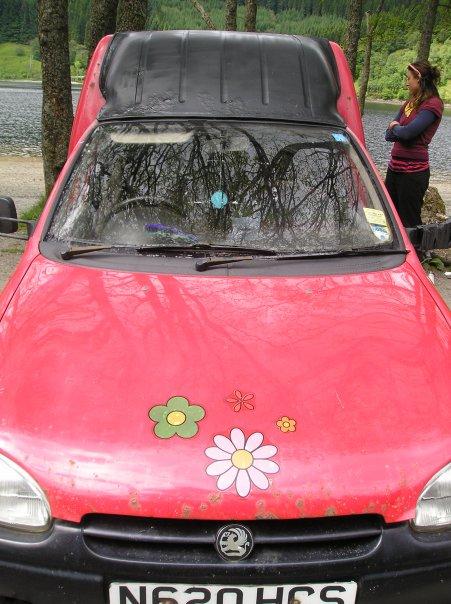 Little van