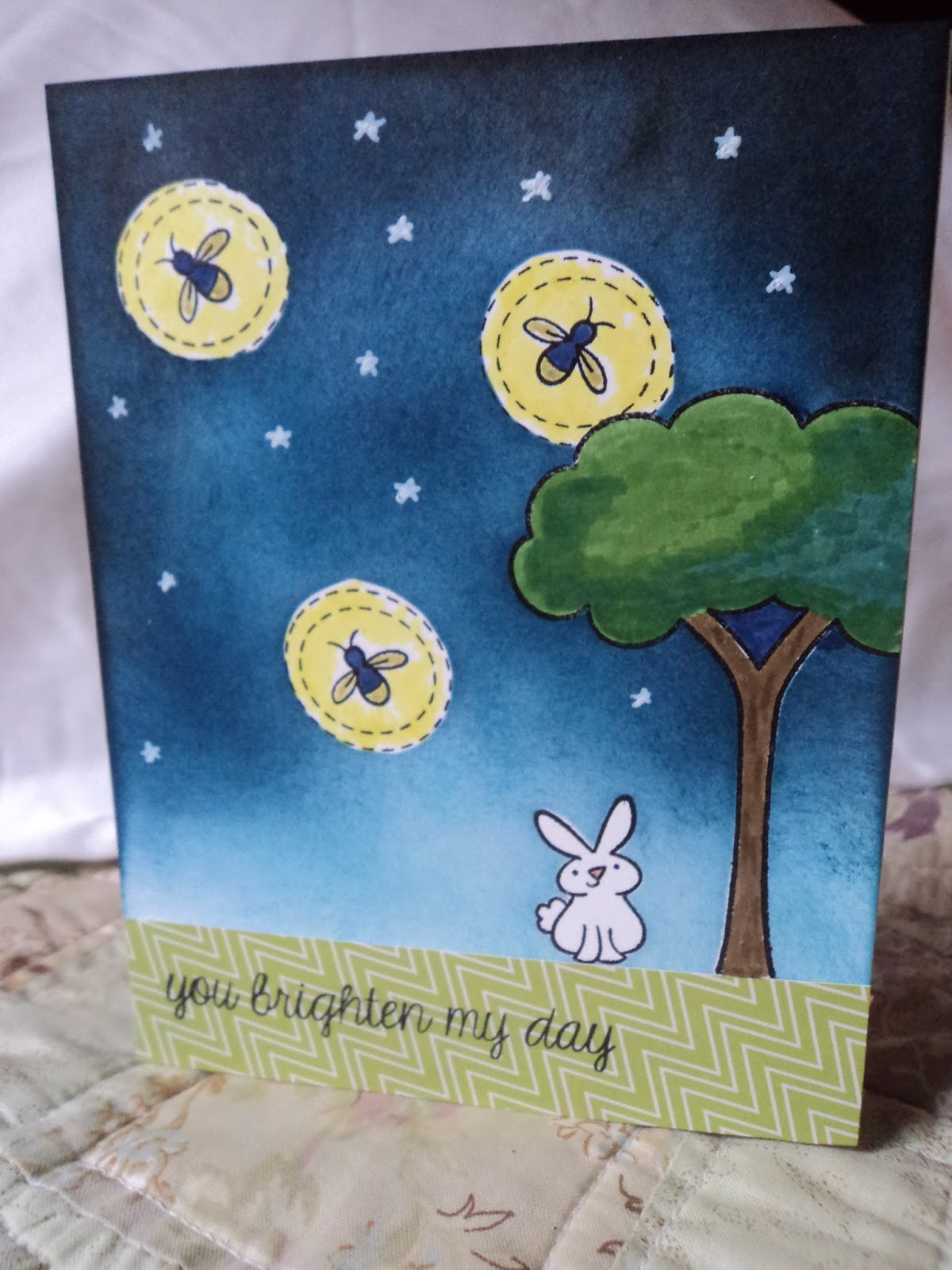 Sometimes Wy The Firefly Card