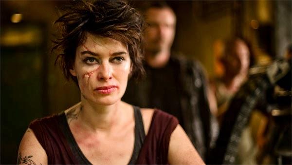 Lena Headey as Ma-Ma in Dredd.