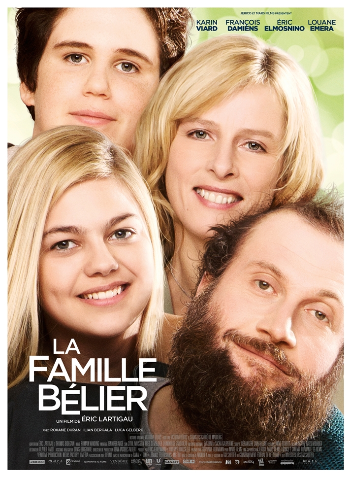 Póster: La familia Bélier