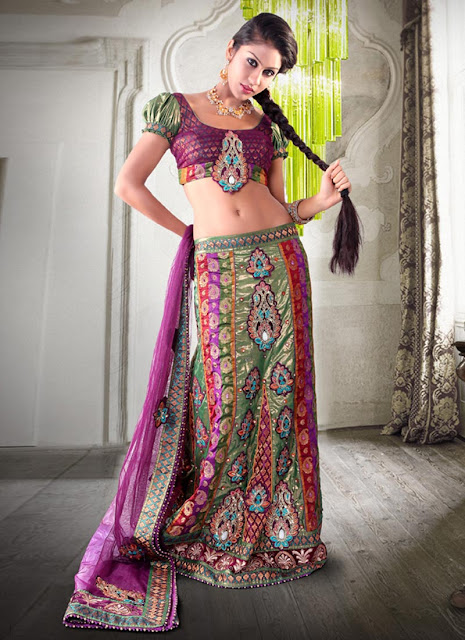 Latest-Designer-Lehenga-Choli