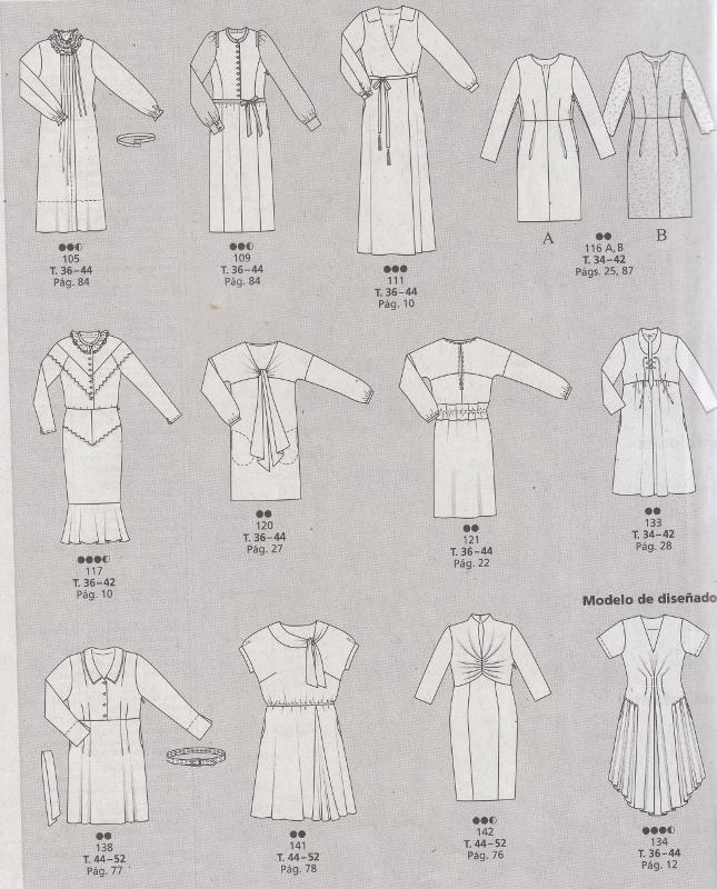 Anilegra moda para muñecas: Revista burda style agosto , modelos y ...