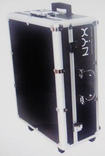 NYX makeup case