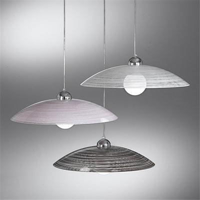 Lampadari moderni e di design.: tre soluzioni per un'illuminazione ...