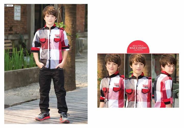 Edenrobe Boys Casual Shirts Collection 2014
