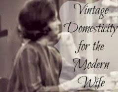 vintage mending