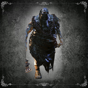 Watcher Chieftain (Heated Club & Lantern)