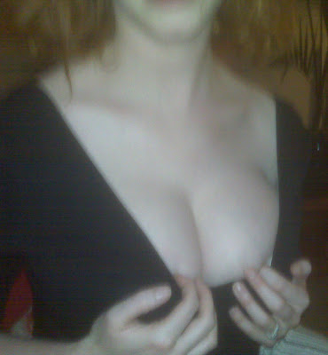 Hacked cell phone pics big tits with you