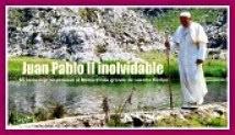 """BLOG """"JUAN PABLO II INOLVIDABLE"""""""