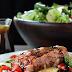 Balsamic Glazed Salmon Salad