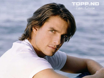 Medium Hairstyles✪Tom Cruise
