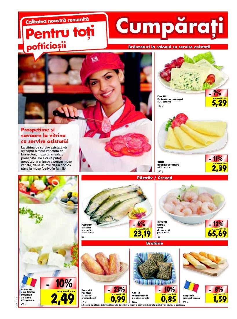 Catalog oferte si promotii: Oferta Kaufland 3-9 martie 2014