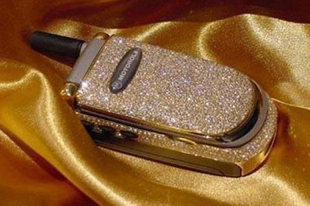 Special Edition Motorola V220 : $51,800