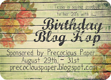 ♥ Birthday Blog Hop