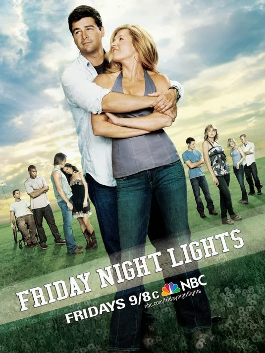 Friday Night Lights TV poster