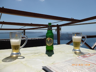 Mythos - One of the Greek beers