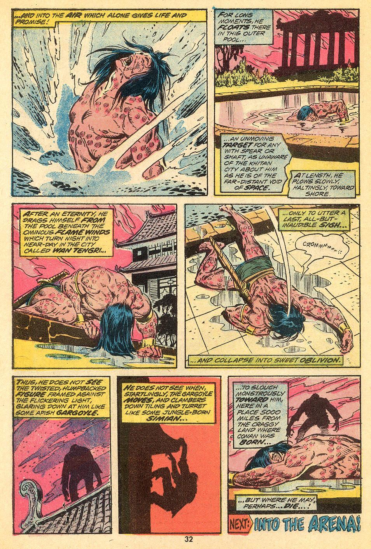Conan the Barbarian (1970) Issue #32 #44 - English 20