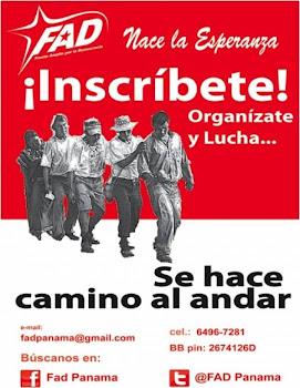 Frente Amplio por la Democracia FAD.