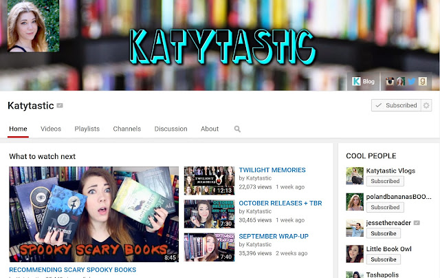 https://www.youtube.com/user/Katytastic