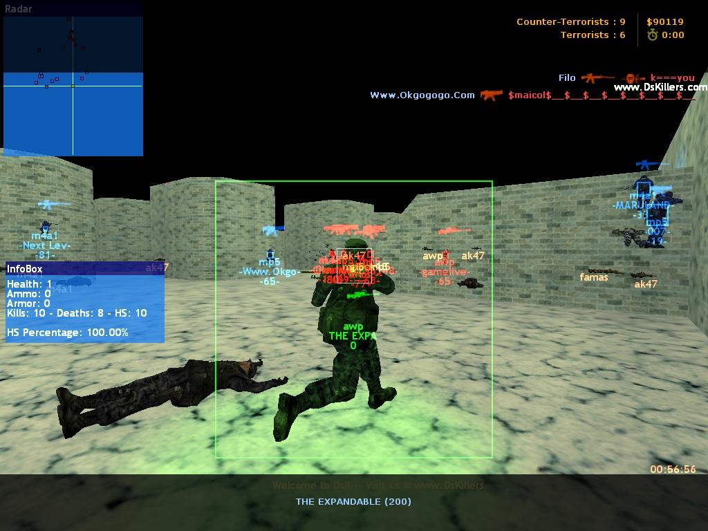 extreme aimbot cs 1.6 download