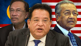 Anak Ku Nan ditanya siapa pemimpin paling berani di Malaysia?