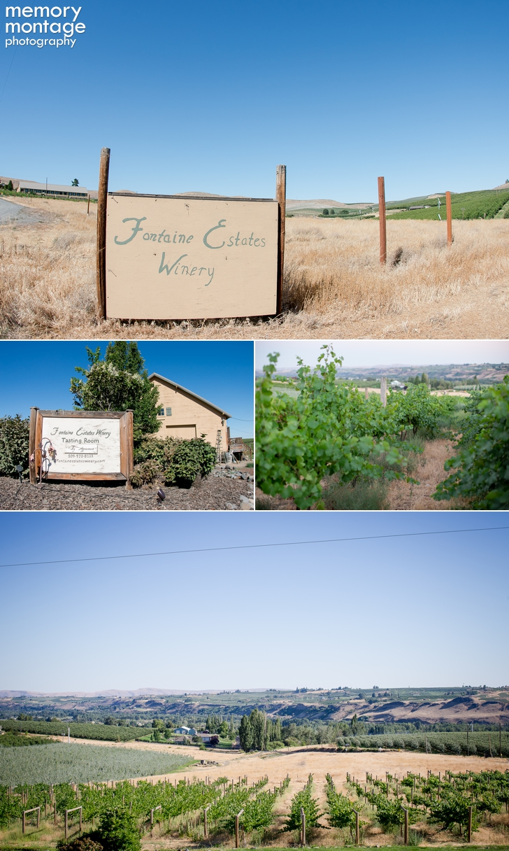 Fonttaine Estates Winery, Fontaine Estates, Naches Winery, Naches Wedding Venue, Yakima Wedding Venue, www.memorymp.com, Memory Montage Photograph - 01