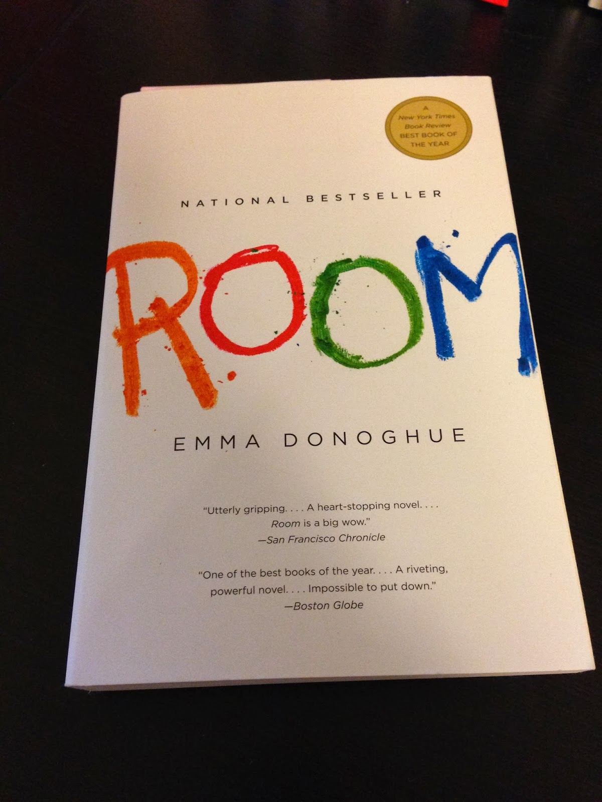 The Unwritten Word: Book Review: Room by Emma Donoghue
