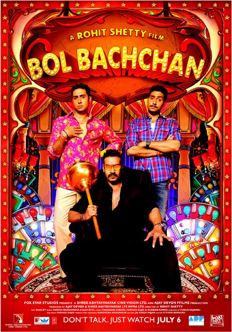 Bol Bachchan (2012) Hindi Film